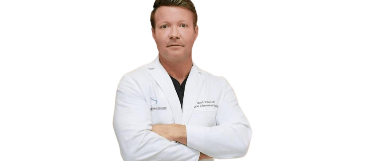 DR JASON WILLIAMS